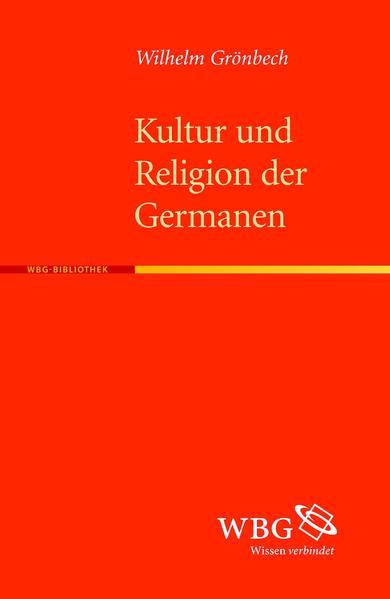 Kultur und Religion der alten Germanen - Coverbild
