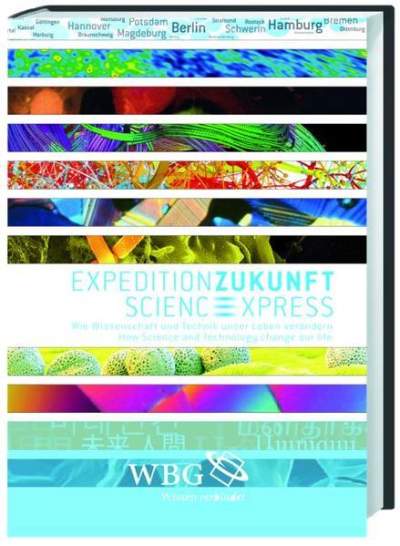 Expedition Zukunft / Science Express - Coverbild