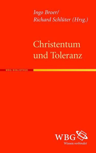 Christentum und Toleranz - Coverbild