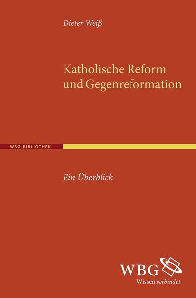Katholische Reform und Gegenreformation - Coverbild