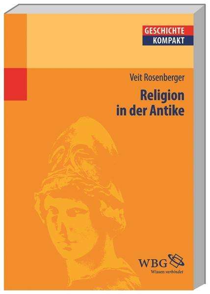 Religion in der Antike - Coverbild