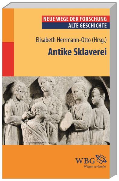 Antike Sklaverei - Coverbild