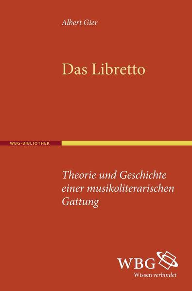 Das Libretto - Coverbild