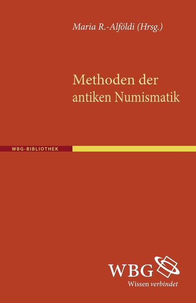 Methoden der antiken Numismatik - Coverbild