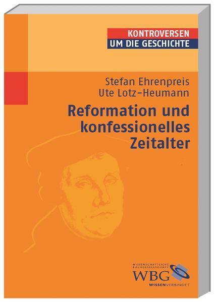 Reformation und konfessionelles Zeitalter - Coverbild