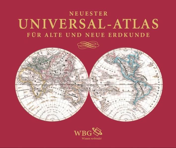Neuester Universal-Atlas für Alte und Neue Erdkunde - Coverbild