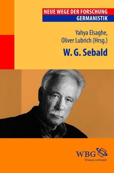 W.G. Sebald - Coverbild