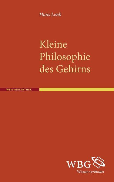 Kleine Philosophie des Gehirns - Coverbild