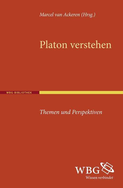 Platon verstehen - Coverbild