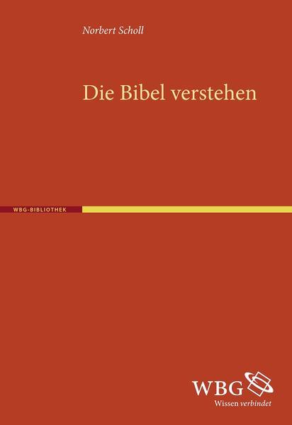 Die Bibel verstehen - Coverbild