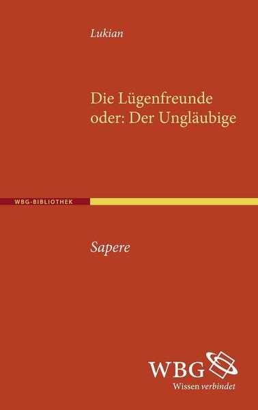 Die Lügenfreunde - Coverbild