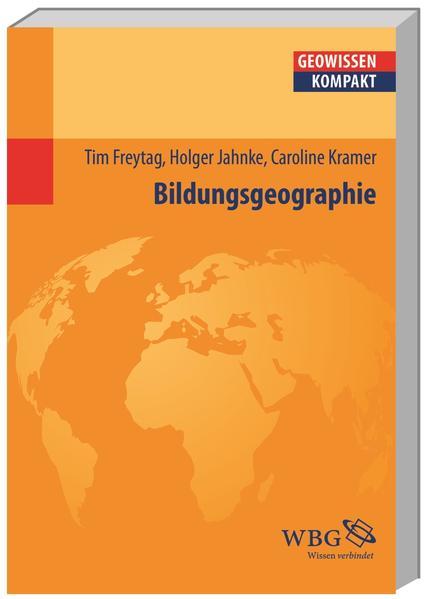 Bildungsgeographie - Coverbild