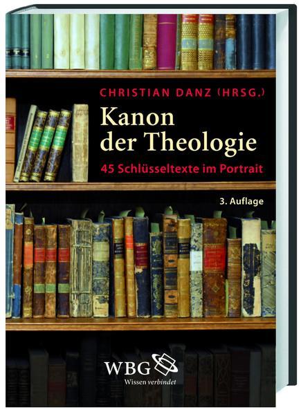 Kanon der Theologie - Coverbild
