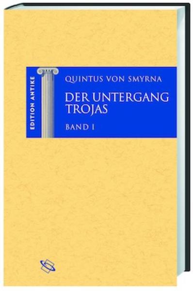 Der Untergang Trojas - Coverbild