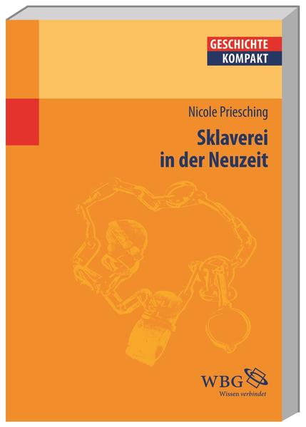 Sklaverei in der Neuzeit - Coverbild