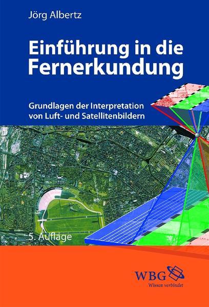 Einführung in die Fernerkundung - Coverbild
