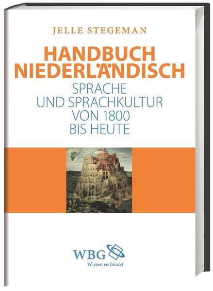 Handbuch Niederländisch - Coverbild
