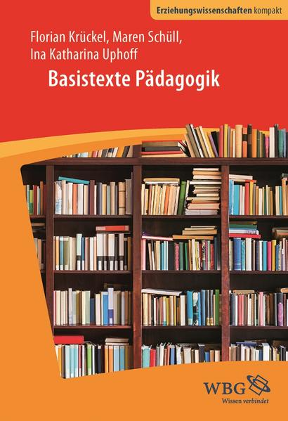 Basistexte zur Pädagogik - Coverbild