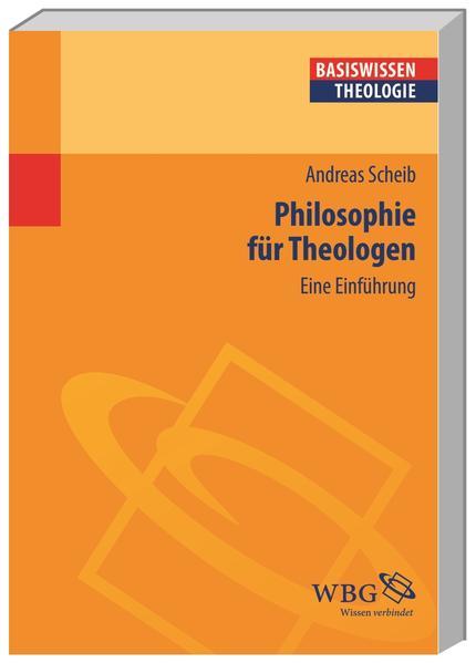 Philosophie für Theologen - Coverbild
