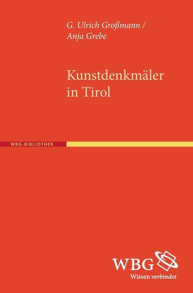 Kunstdenkmäler in Tirol - Coverbild
