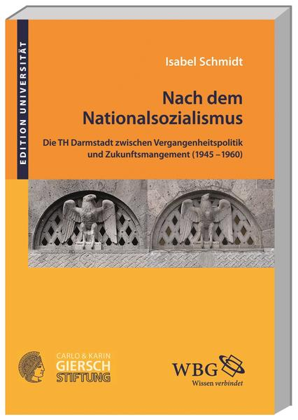 Nach dem Nationalsozialismus - Coverbild