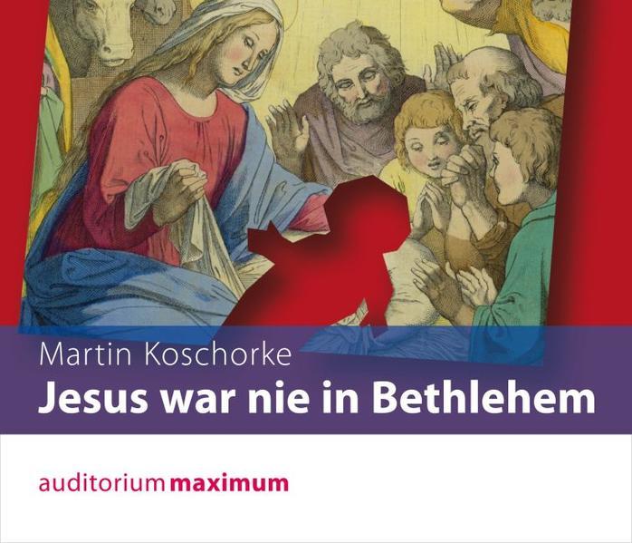 Jesus war nie in Bethlehem - Coverbild