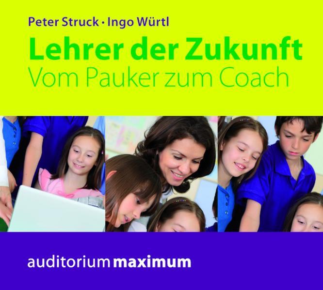 Lehrer der Zukunft - Coverbild