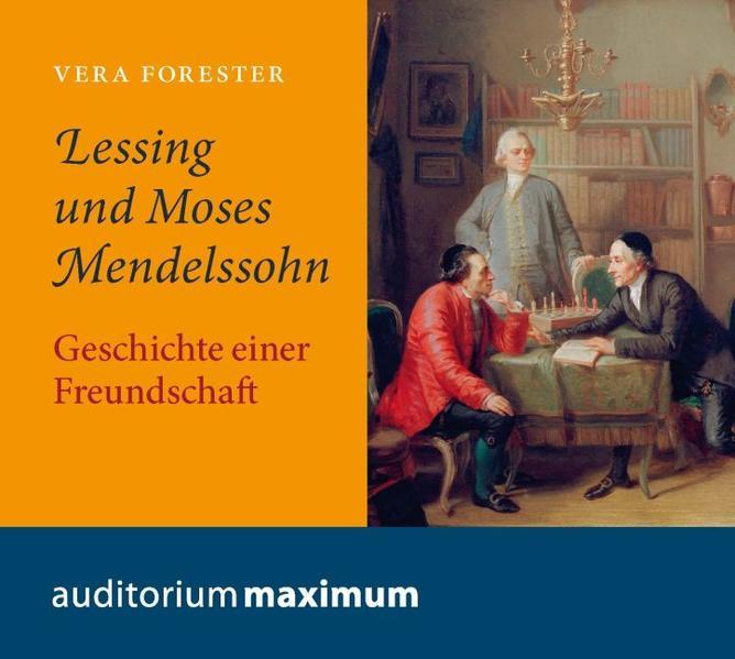 Lessing und Moses Mendelssohn - Coverbild