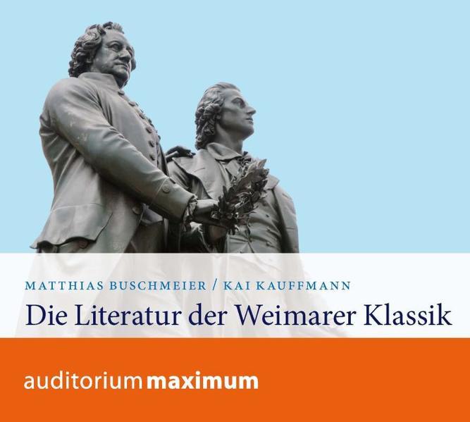 Die Literatur der Weimarer Klassik - Coverbild