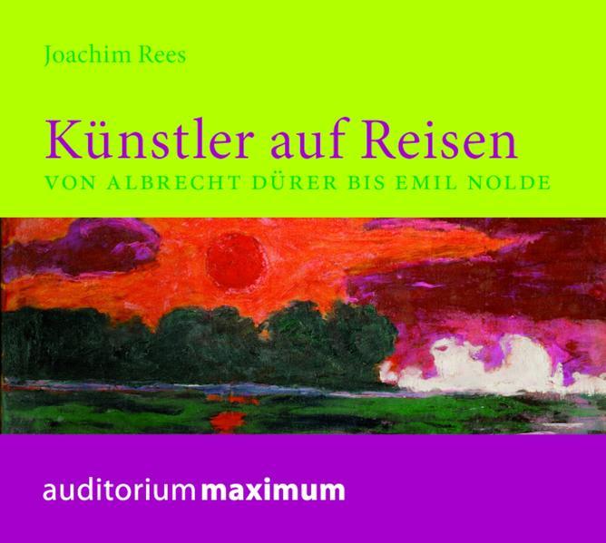 Künstler auf Reisen - Coverbild