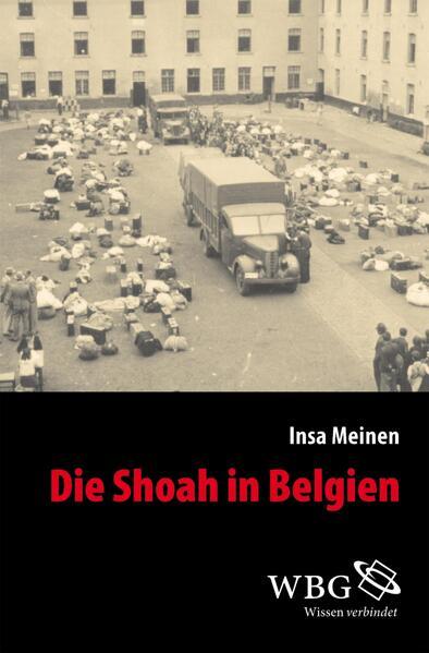 Die Shoah in Belgien - Coverbild