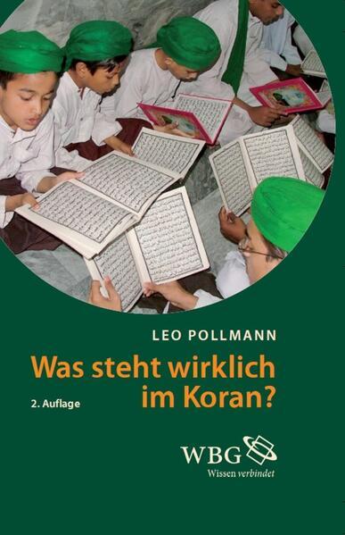 Was steht wirklich im Koran? - Coverbild