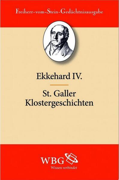 St.Galler Klostergeschichten - Coverbild