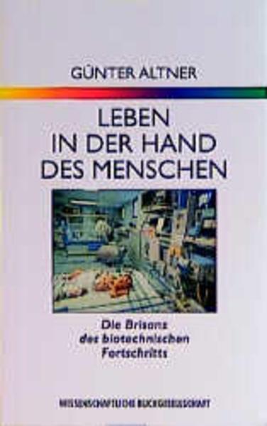 Leben in der Hand des Menschen - Coverbild