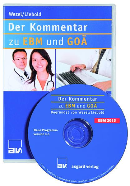 Der Kommentar zu EBM und G0Ä - DVD - Coverbild