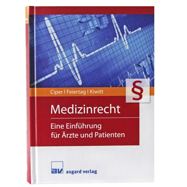 Medizinrecht - Coverbild
