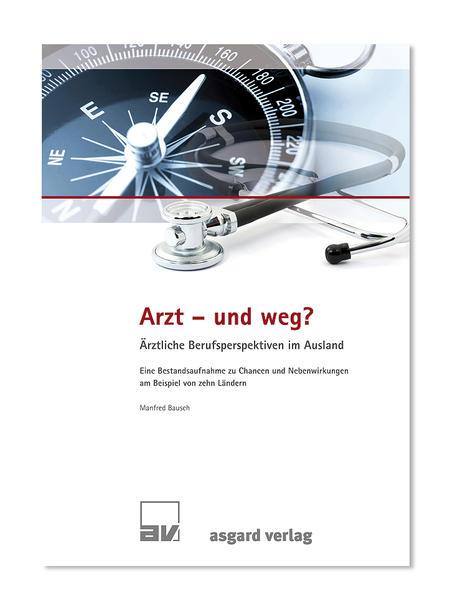 Arzt - und weg? - Coverbild