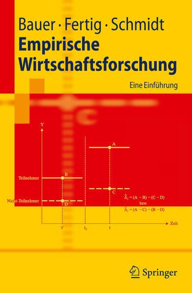Empirische Wirtschaftsforschung - Coverbild