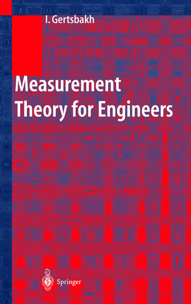 Measurement Theory for Engineers - Coverbild