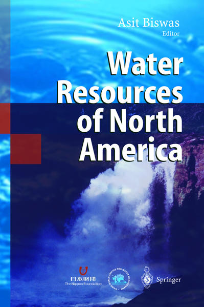 Water Resources of North America - Coverbild
