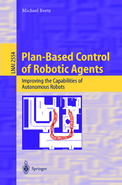 Plan-Based Control of Robotic Agents - Coverbild