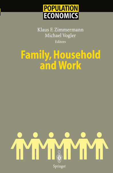 Family, Household And Work - Coverbild