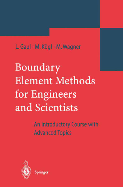 Boundary Element Methods for Engineers and Scientists - Coverbild