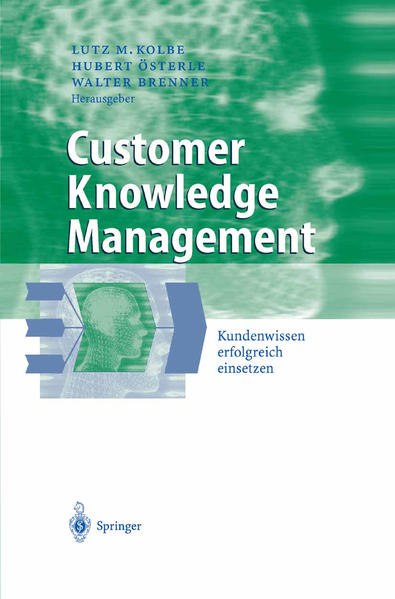 Customer Knowledge Management - Coverbild
