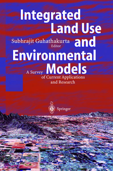 Integrated Land Use and Environmental Models - Coverbild