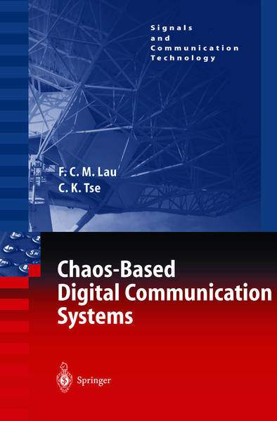 Chaos-Based Digital Communication Systems - Coverbild
