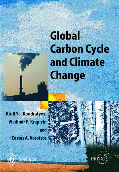 Global Carbon Cycle and Climate Change - Coverbild