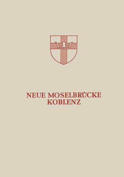 Neue Moselbrücke Koblenz - Coverbild