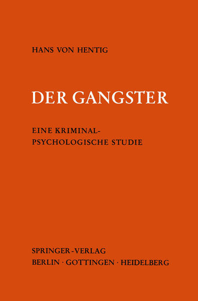 Der Gangster - Coverbild