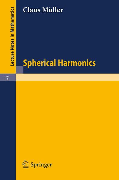 Spherical Harmonics - Coverbild